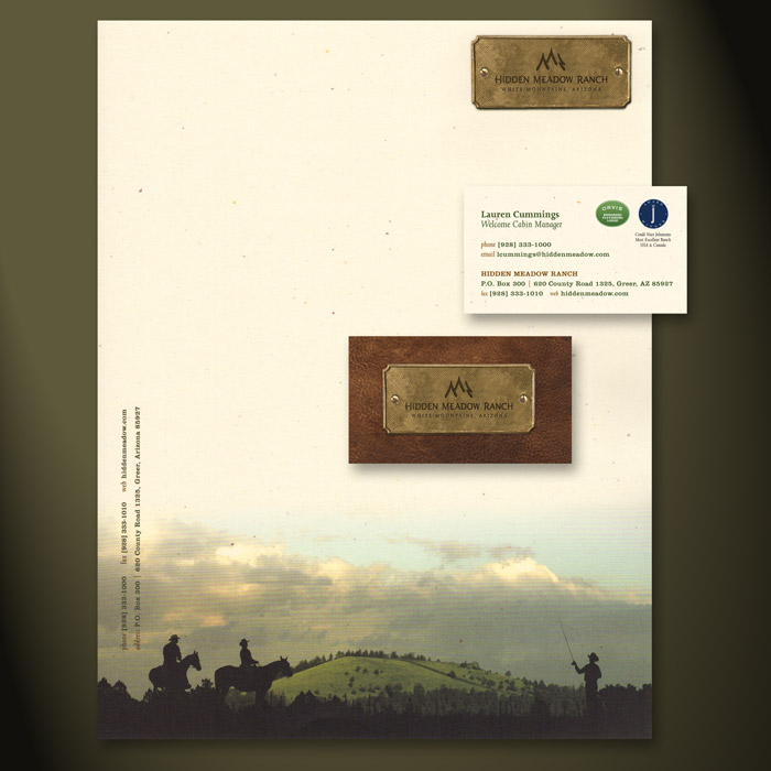 Award Winning Stationery Design